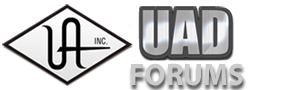 Universal Audio UAD Powered Plugins and Apollo Forums - Powered by vBulletin